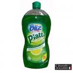 BLIZ υγρό πιάτων λεμόνι 1 λίτρου